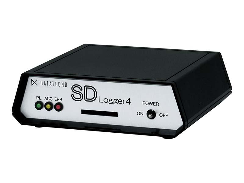 SDロガー4(ケース付き、基板タイプ)